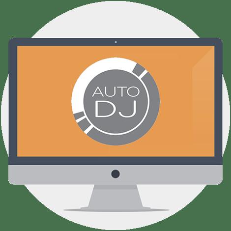 autodj radyo hosting
