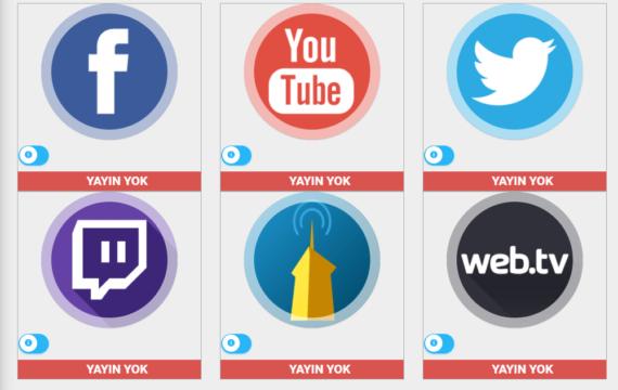 Gelişmiş Sosyal Medya Ortak Yayın Sistemi